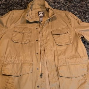 Timberland Mens Jacket FIELD MOUNTAIN Vest Down Size M